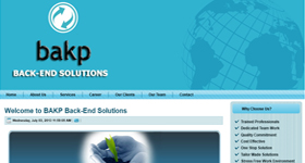 Logistics Outsourcing Services Provider