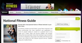 National Fitness Guide