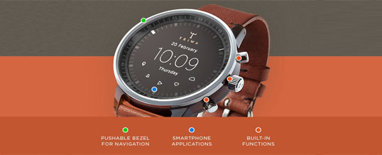 Emerging Trend of Smartwatches with Android and 3G