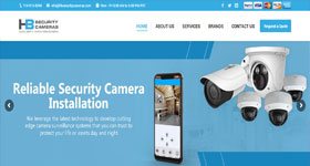 HB Security Cameras