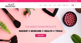 The Makeup Cart